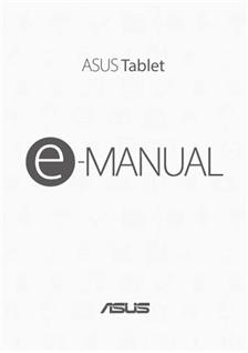 Asus Zenpad 8 (Z580C) manual