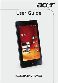 Acer Iconia A 100