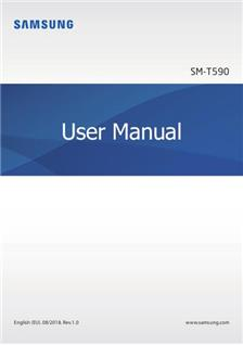 Samsung Galaxy Tab A 10.5 (2018) manual