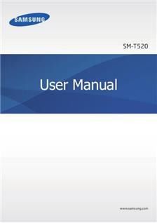Samsung Galaxy Tab Pro 10.1 manual