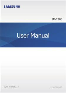 Samsung Galaxy Tab A 8.0 (2017) manual