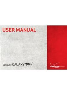 samsung galaxy tablet user manual pdf